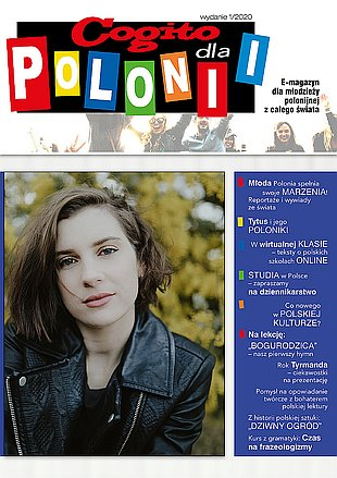 Cogito dla Polonii wyd.1 2020
